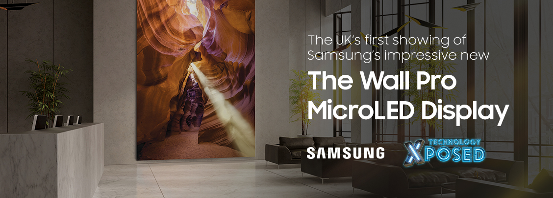 A128 Q319 Samsung The Wall Promotion Blog Header2