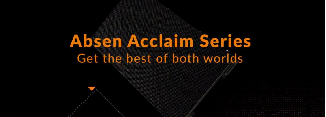 Acclaim video banner