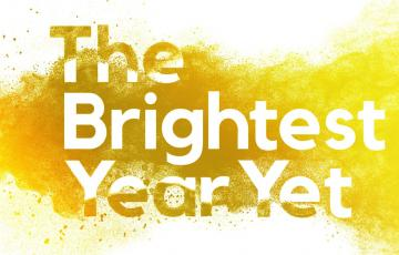 The Brightest Year Yet Event